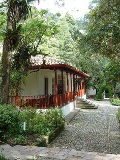 Quinta de Bolivar, La Candelaria. Bogotá Colombia