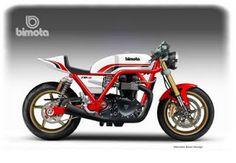 Motosketches: BIMOTA TB-S Concept La nuovissima proposta di BI...