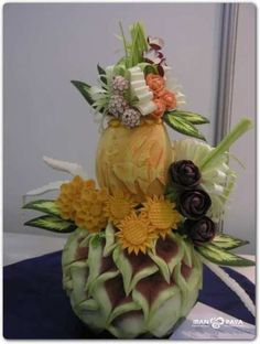 Edible Centerpiece 6