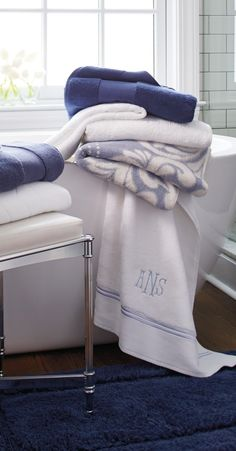 Softer and longer than towels found at many five-star hotels and spas, our Resort Cotton Towels are lofty, thick, and as luxurious as any in the world.