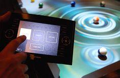 Digital Interactive Pool Table - WorldOfNovelty.com