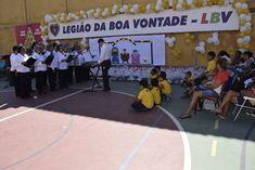 """BLOG  """"O ETERNO APRENDIZ"""" : LBV BENEFICIA CENTENAS DE FAMÍLIAS EM CABO FRIO"""