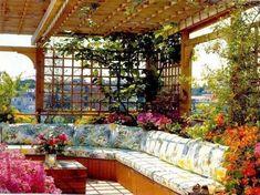 Если у вас есть дом, у вас есть двор. А если у вас есть двор, то у вас есть беседка. Нет беседки? А где же вы проводите тёплые летние вечера за чашкой чая с друзьями? Где мечтаете или размышляете о жи…