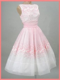 vintage wedding dresses 1950 - Google Search