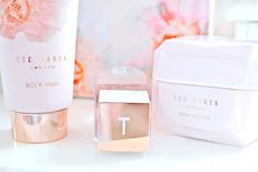 ted baker bath and body sets Rose Gold Aesthetic, Shabby Chic Bedrooms, Body Mist, Bubble Tea, Pretty Pastel, Victoria, Smell Good, Makeup Collection, Girly Things