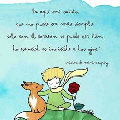 Little Prince Quotes, The Little Prince, I Love Books, My Books, Funny Phone Wallpaper, Appreciation Quotes, Love Phrases, Cute Illustration, Tatoos