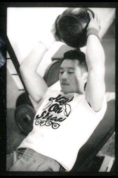 J&N Magazine: Gym Shoot http://www.uksportsoutdoors.com/product/adidas-mens-rs-ss-tee-m-t-shirt/