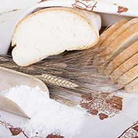 La farina per la pasta