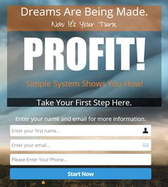 pure-profit-pro-register $10 Sizzle Call Marketing System