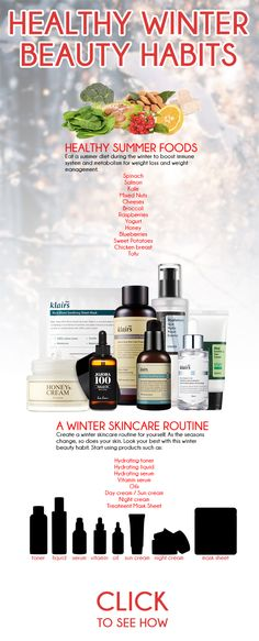 WISHTREND GLAM - http://www.wishtrend.com/glam/healthy-winter-beauty-habits/