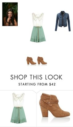 """""""Wedding Dress Shopping"""" by girlwhosparkles ❤ liked on Polyvore featuring rag & bone and LE3NO"""
