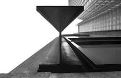 Seagram Building, 1958 New York. Mies Van Der Rhoe and Philip Johnson