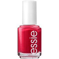 essie Winter 2015 Nail Polish ($8.50) ❤ liked on Polyvore featuring beauty products, nail care, nail polish, nails, beauty, cosmetics, makeup, red, essie en military fashion