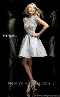 Sherri Hill 4300 Dress - NewYorkDress.com