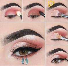 #eye makeup 2019 images #eye makeup age 70 #eye makeup small eyes #eye makeup li... #eye makeup 2019 images #eye makeup age 70 #eye makeup small eyes #eye makeup li...<br> Natural Eyeshadow Looks, Makeup Eye Looks, Pink Eye Makeup, Eye Makeup Steps, Eyeshadow Makeup, Natural Makeup, Eyeshadow Palette, Simple Eyeshadow, Brown Eyeshadow