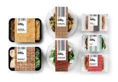 Delishop Take away — The Dieline - Package Design Resource