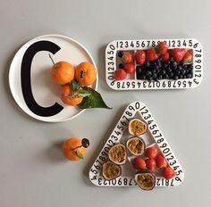 Presenteer je paasbrunch op het tijdloze Design Letters servies! #designletters #mooi