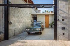 Casa en Vila Matilde,© Pedro Kok