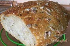 Pofonegyszerű bögrés kenyér | TopReceptek.hu Bread And Pastries, Czech Recipes, Bread Recipes, Deserts, Food And Drink, Low Carb, Healthy Recipes, Homemade, Baking