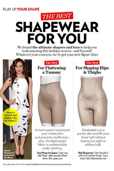 d81206e500c81 SPANX TRICKS   TIPS - make your Spanx really work for you. Find out ...