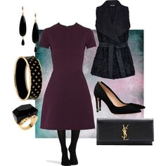 """""""Fur out"""" by mollylsanders on Polyvore"""