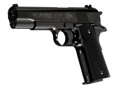 Colt 1911-A1 Co2 Pellet Pistol  .177 Caliber (Black)