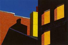 Paesaggi urbani - Franco Fontana - Il box