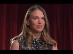 Sutton Foster on Theatre Education - YouTube