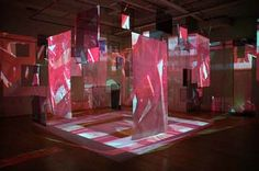 scrim projection - Google Search