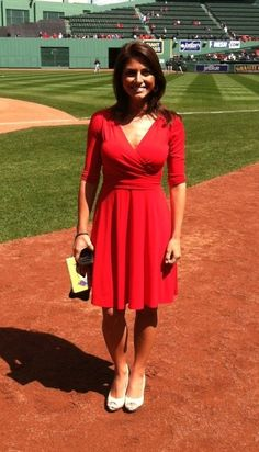 jenny dell   Female News and Sports Reporters   Pinterest ...