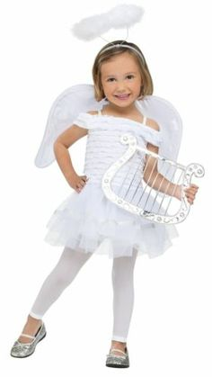 little angel toddler costume size large 3t4t small 24m - Ebaycom Halloween Costumes