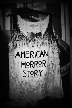 (4) Tumblr series, clothing, fashion, american horror story, horror, obscure