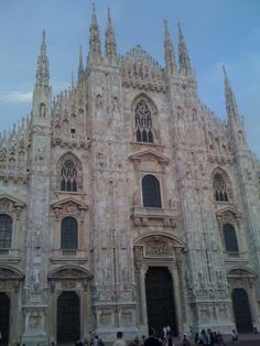 Duomo di Milano #Italy
