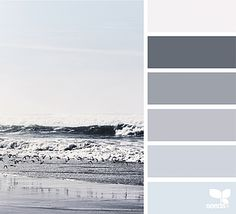 Sea Tones | design seeds | Bloglovin'