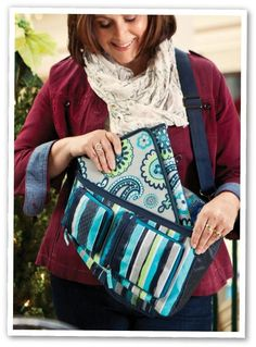 Fall in love with all of the new prints that Thirty-One has in the ...