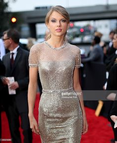 Musician Taylor Swift attends the 56th GRAMMY Awards at Staples Center on January 26, 2014 in Los Angeles, California.