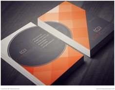 Business Card Design – John Charles Two-Sided Business Card