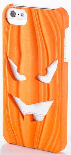 3D Printed Case Sculpteo Pumpkin