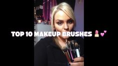 ✨✨✨ Makeup Brushes, Channel, Youtube, Hair, Beauty, Whoville Hair, Cosmetology, Brushes, Youtubers