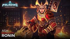 """""""Know your enemy, know yourself, and victory is assured"""". Learn the Way of The Warrior with Ronin Ash in OB56!"""