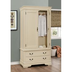Alcott Hill Armoire & Reviews | Wayfair
