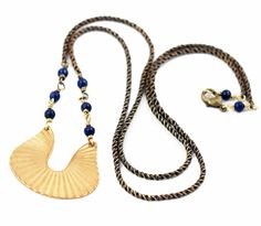 Riverbend Necklace from the Valerie Tyler Collection