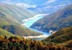 Rio Minho, Portugal
