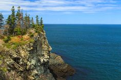 A week on Grand Manan, the largest of New Brunswick's islands, allowed us to do and see a lot. From whale watching to hiking, inside are the highlights. New Brunswick Canada, Writing Art, Whale Watching, Photo Reference, East Coast, South America, Hiking, Camping, Island