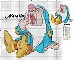 Мобильный LiveInternet Sette nani \ 7 гномов | Nata007 - Non solo punto croce di Natalia / Не только вышивка - Наталья |