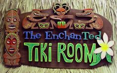 10 Things You Didn't Know About the Enchanted Tiki Room: 50 years ago, Walt Disney's Enchanted Tiki Room first opened to the public. While Disneyland was already entertaining guests with top quality attractions, Disney World Vacation, Disney Trips, Disney Parks, Walt Disney, Disney Love, Disney Magic, Disney Style, Tiki Art, Tiki Tiki