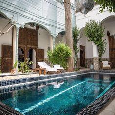 Luxury swim