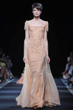Georges Hobeika Haute Couture Fall Winter 2013 Paris