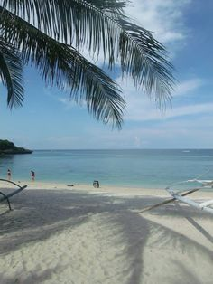 Homebound. Tambisaan Beach, Boracay Island