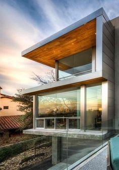 Passive Solar House Designed By Dick Clark